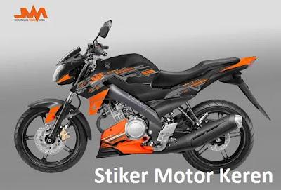 Jika sudah membahas seni modifikasi sepeda motor memang tidak ada habisnya 10 Desain Stiker Motor Keren Striping dan Full Body Terbaik