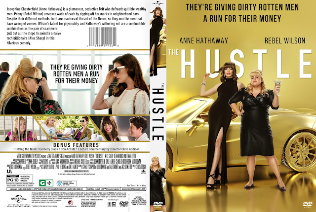 The Hustle DVD Cover