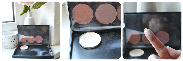 MAC, mac cosmetics, shaping powder, pro, pro emphasize, emphasize, swatch, review