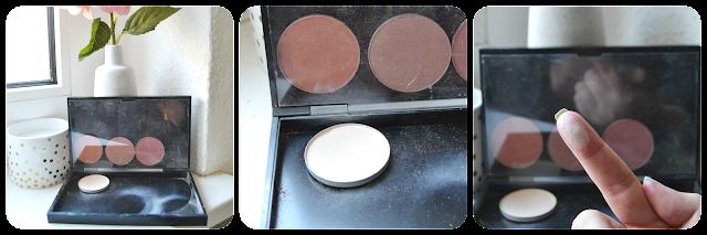 MAC, mac cosmetics, shaping powder, pro, pro emphasize, emphasize, swatch, review