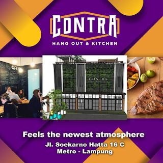 Contra Hangout & Kitchen Kota Metro