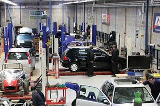 ¿Qué provincias son las que más (y menos) vehículos por taller tienen en España?