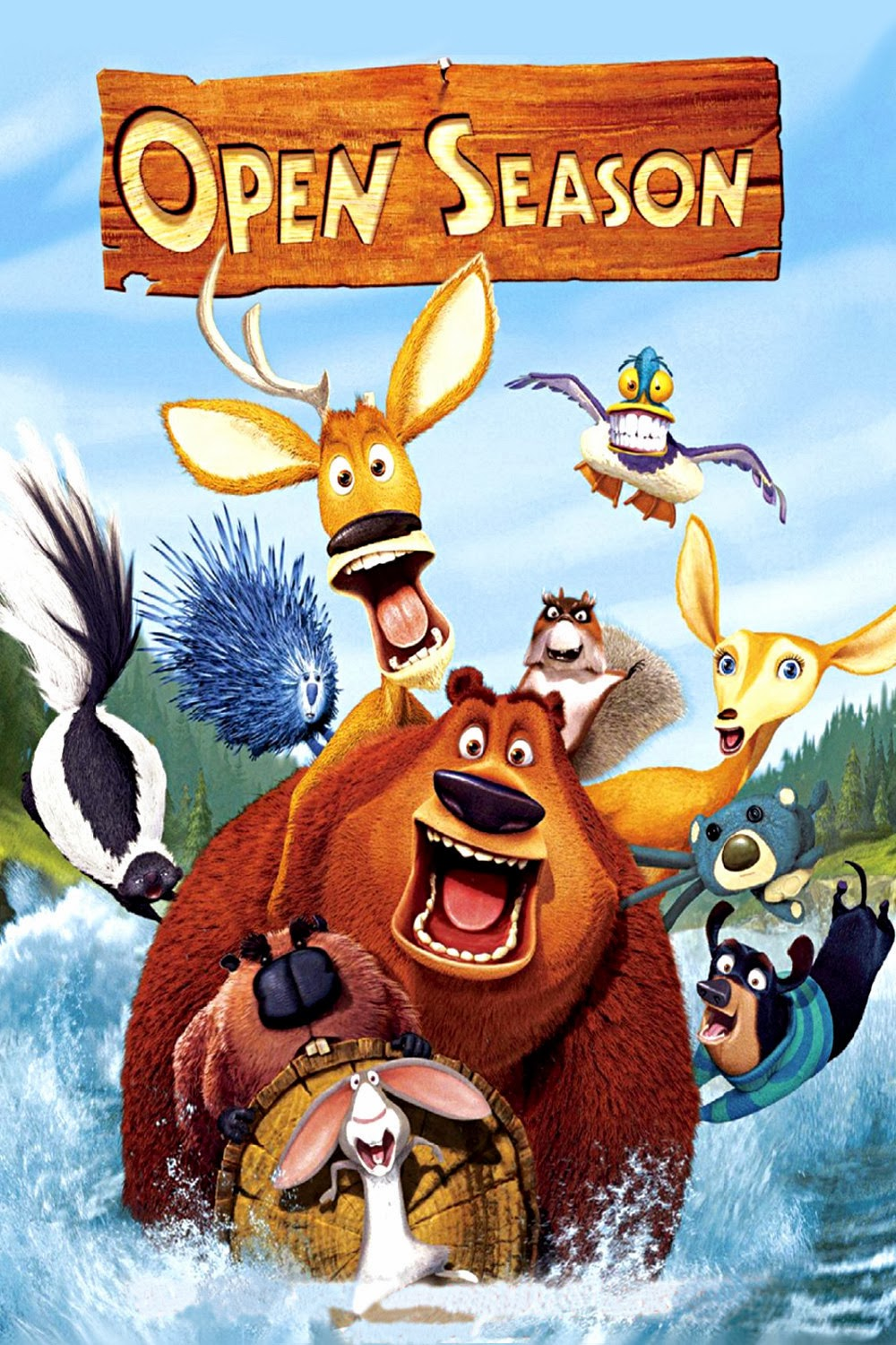 Watch Open Season (2006) Online For Free Full Movie English Stream