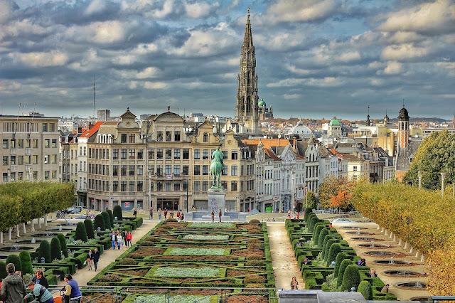 5 המלונות המומלצים ביותר בבריסל ב-2018 - בואו להכיר