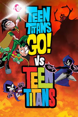 Teen Titans Go! Vs. Teen Titans |2019| |DVD| |NTSC| |Custom| |Latino|
