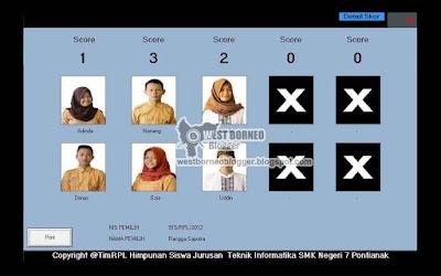 Aplikasi Pemilu Just One Click