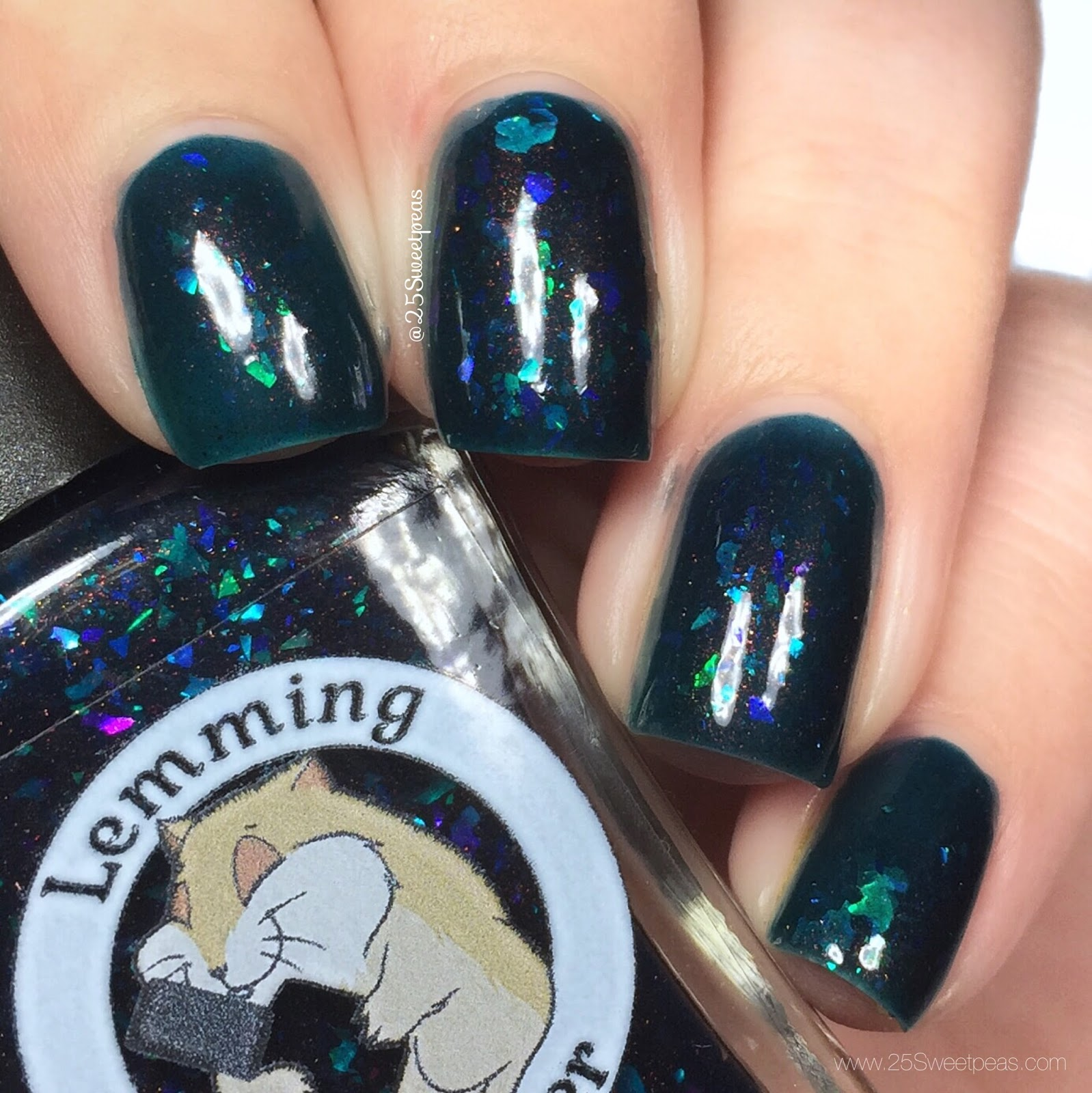 Lemming Lacquer Fairy Pools