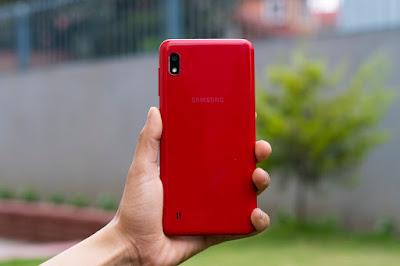 Cara Screenshot Samsung Galaxy A10E