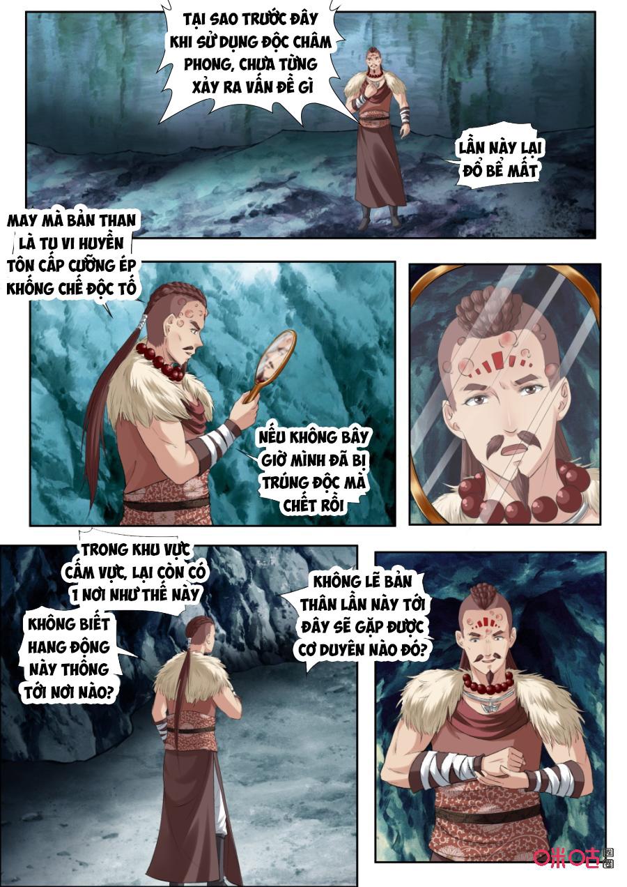 Cửu Tinh Thiên Thần Quyết chap 176 - Trang 6