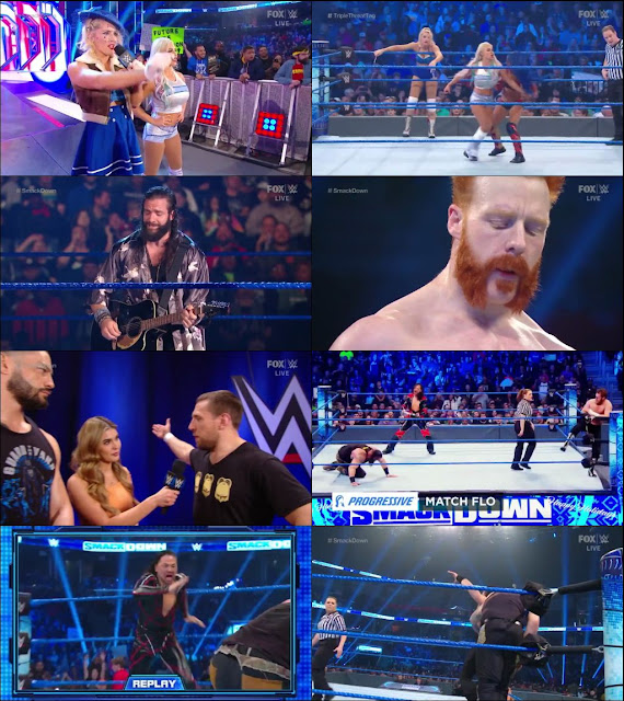 WWE Friday Night Smackdown 03 Jan 2020 720p HDTV