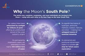 Chandrayaan 2: Why landing on Southern Pole