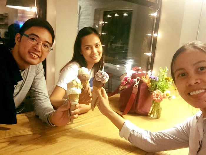 Jenis; Ice Cream
