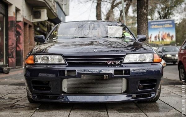 Nissan Skyline GT-R R32 Argentina Import Garage