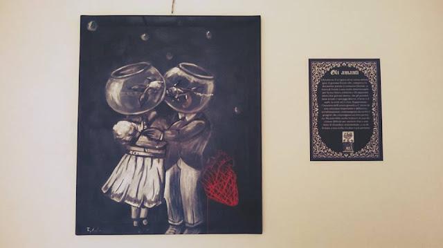 Tarot - la mostra personale di Rosaria Costa al Museo #MeTe di Siculiana