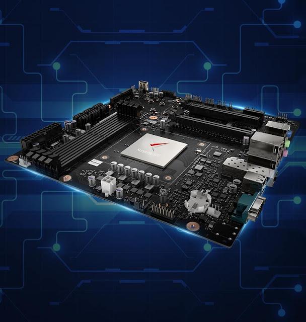 Huawei Kunpeng Desktop Board