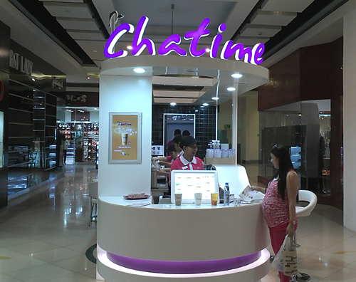 Chatime Now in UAE; Surprised It's in Sharjah