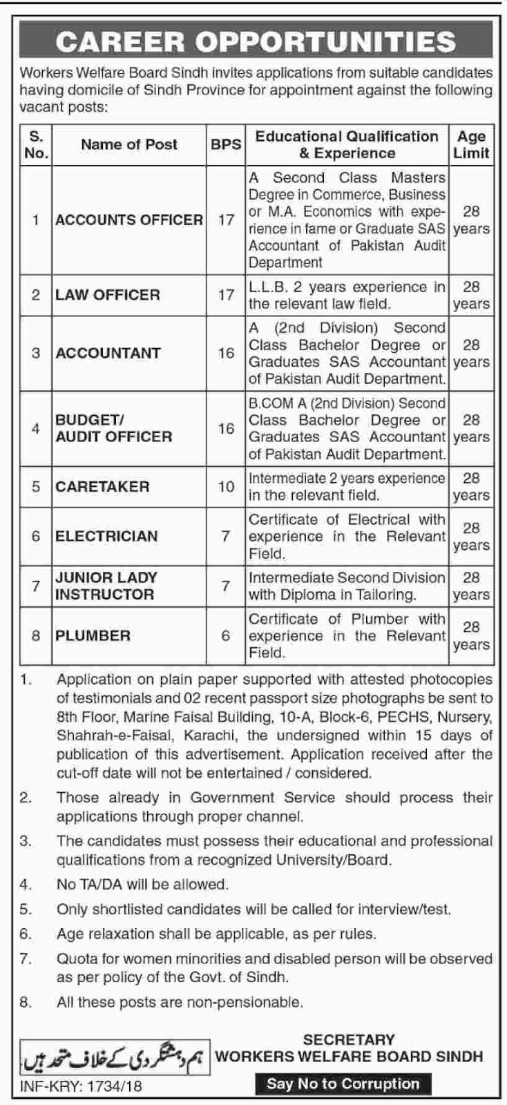 Workers-Welfare-Board-Sindh