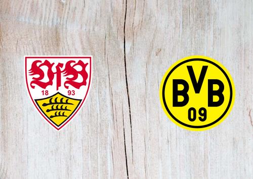 Stuttgart vs Borussia Dortmund -Highlights 10 April 2021