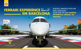 Promoção Ferrari Experience em  Barcelona