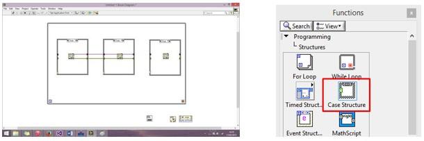 Membuat Case Structures Di Labview