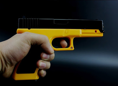 Glock Rubber Band Gun