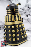 "Custom 'The Curse of Fatal Death"" Black Dalek 14"