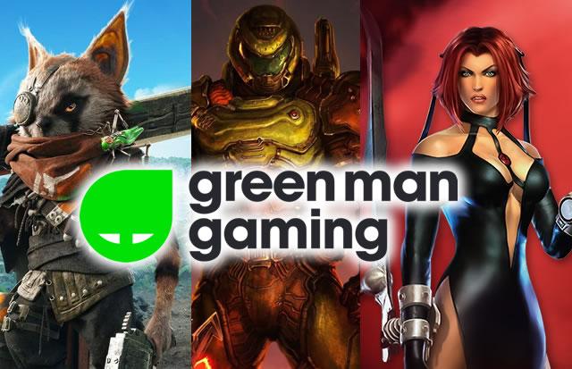 Green Man Gaming faz 11 anos lotada de descontos em jogos!