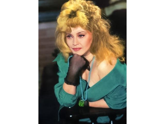 Мадонна в Пугачеву