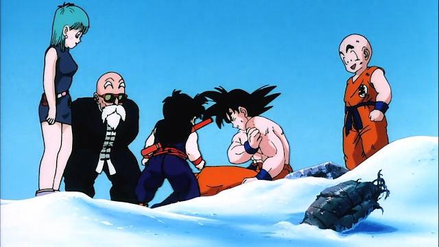 Dragon Ball Z Movie 02 The World's Strongest in Hindi-English Dual Audio HD 8