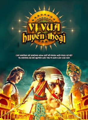 Vi Vua Huyền Thoại (LT) - Phim bộ Ấn Độ