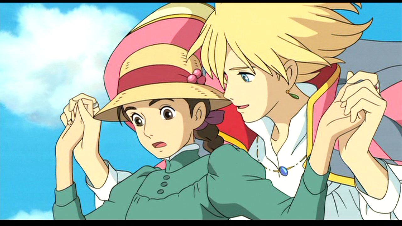 Don't Be Afraid of the Dork: REVIEW: Howl's Moving Castle ...