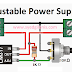 Adjustable DC power supply easy & simple electronic circuit components required method & more
