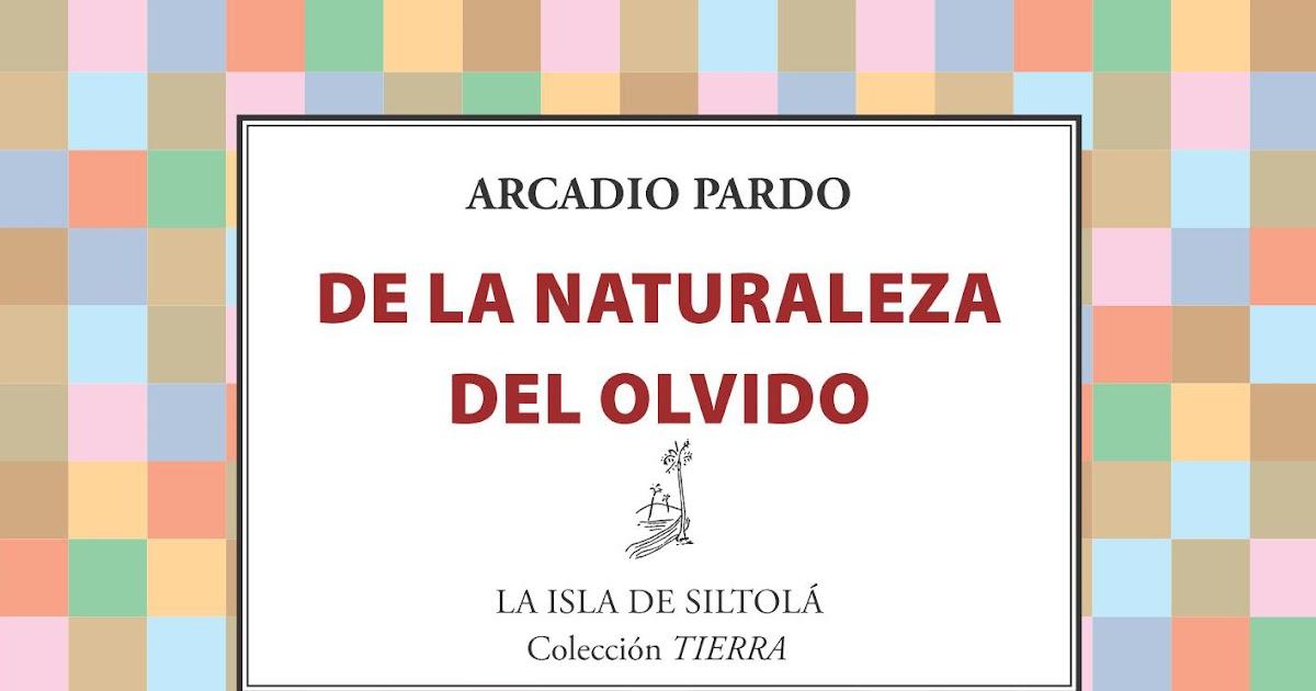 Resultado de imagen de Arcadio Pardo