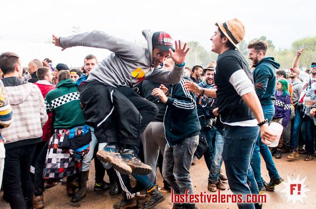 Saltos Hardcore, Bay Fest 2017