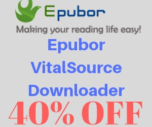 Epubor VitalSource Downloader key, discount coupon codes