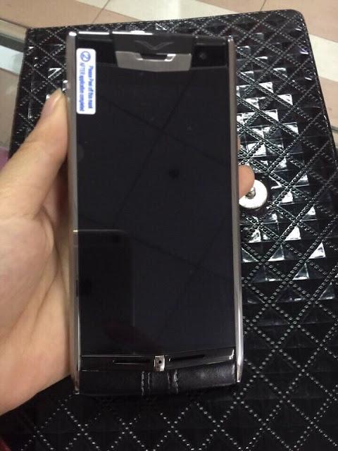 Bán Vertu Signature Touch Black trung quốc giá tốt