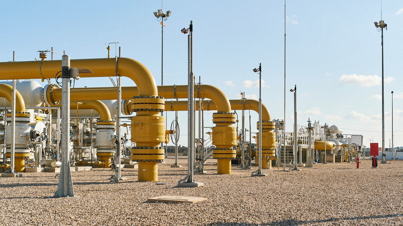 Ο TAP μεταφέρει το πρώτο δισεκατομμύριο κ.μ. φυσικού αερίου στην Ευρώπη