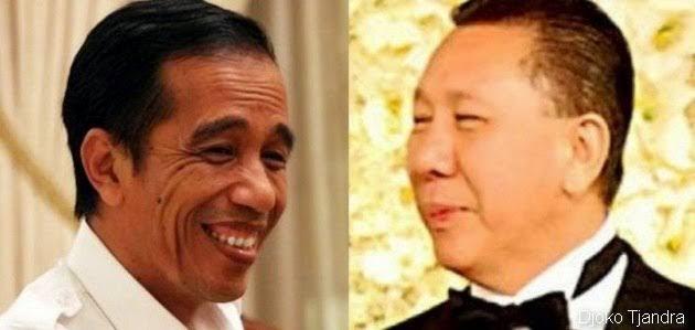 Presiden Jokowi Didesak Bongkar Dugaan Mafia Pelindung Buronan Korupsi