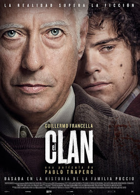 El Clan [2015] [NTSC/DVDR-Custom HD] Español Latino