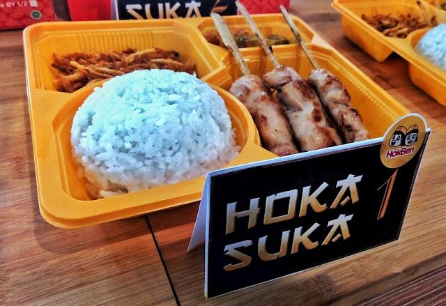 Hoka Suka, Citarasa Jepang Ala Indonesia yang Menggoyang Lidah