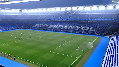 PES 2021 RCDE Stadium