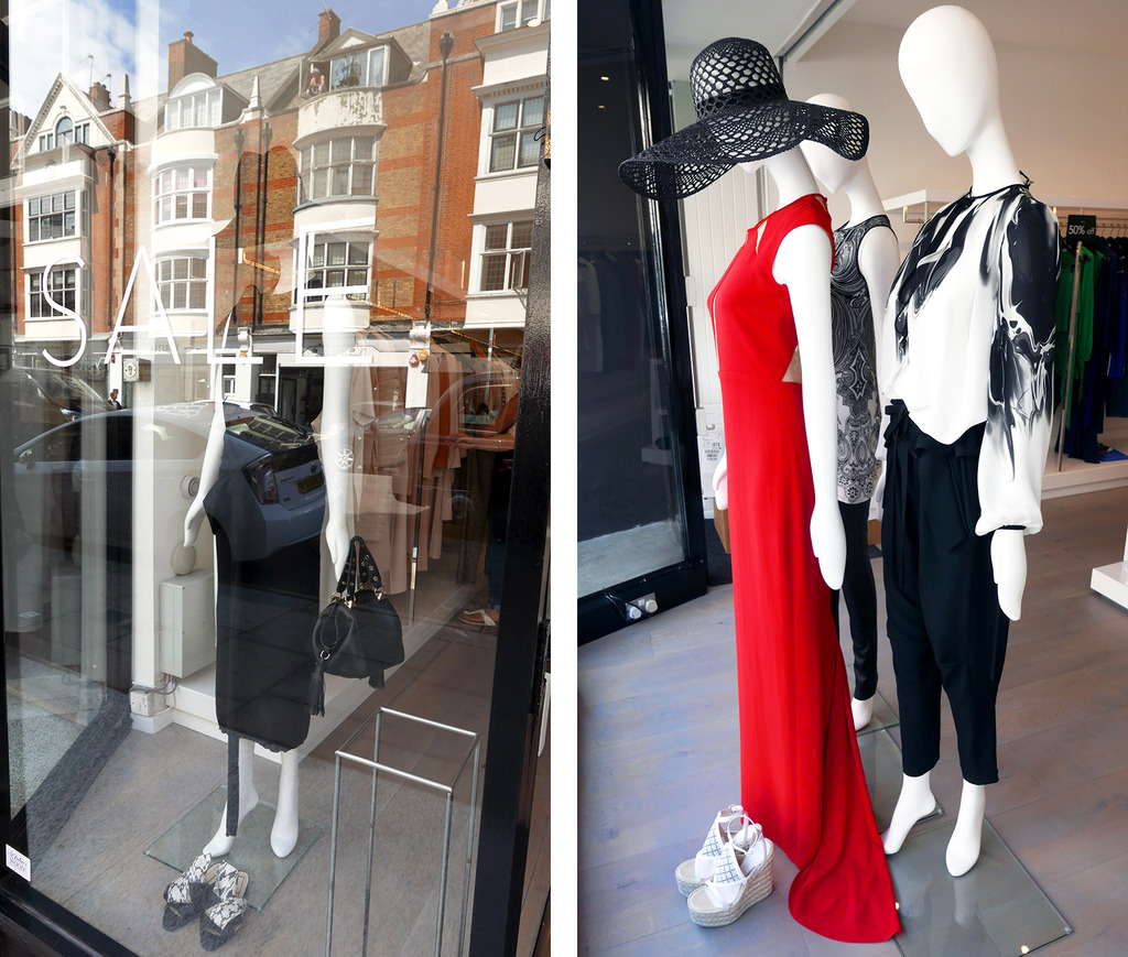 Euriental | fashion & luxury travel | Farfetch London boutique visit, Twenty One boutique