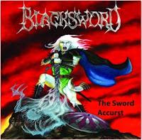 """Ο δίσκος των BlackSword """"The Sword Accurst"""""""