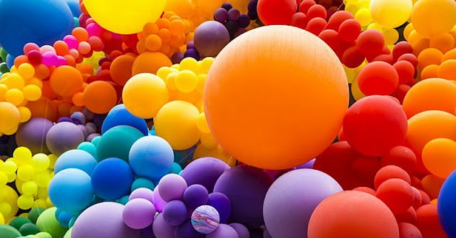 Tahukah anda rahsia warna main peranan dalam kesihatan!!