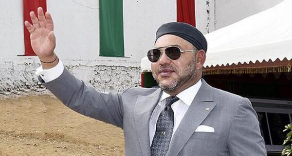 الملك محمد السادس يحل بمدينة فاس