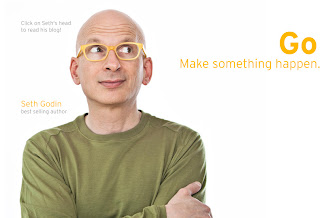 Seth Godin on creativity, childhood and heros