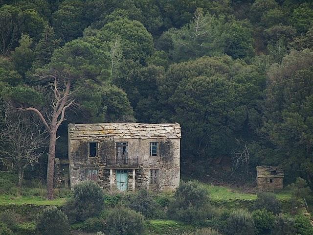Η ξεχωριστή παραδοσιακή κατοικία της Ικαρίας