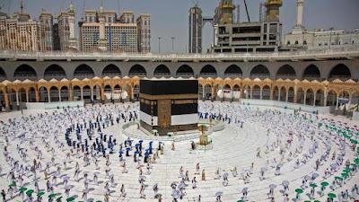Arab Saudi Terus Tambah Jumlah Jamaah Umrah