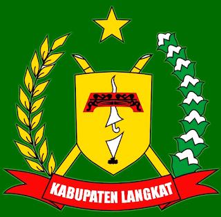 Logo/ Lambang Kabupaten Langkat