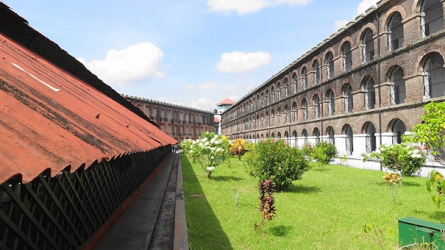 Cellular Jail, Best Places to visit in Andaman & Nicobar
